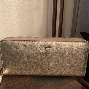 🔴SALE Slim continental wallet Kate spade Sylvia